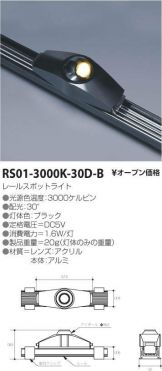 RS01-3000K-30D-B