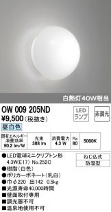 OW009205ND
